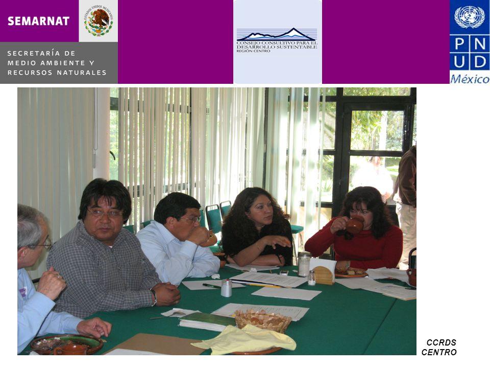 CCRDS CENTRO Fotos de las reuniones de Consejo Núcleo o reuniones en las que han participado a nivel local