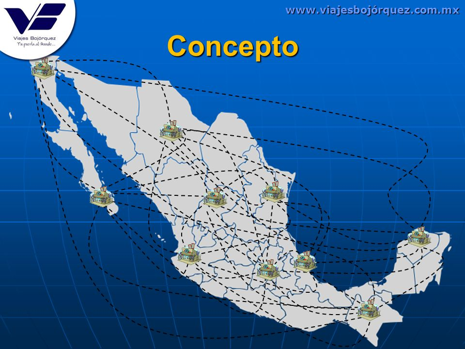Conceptowww.viajesbojórquez.com.mx