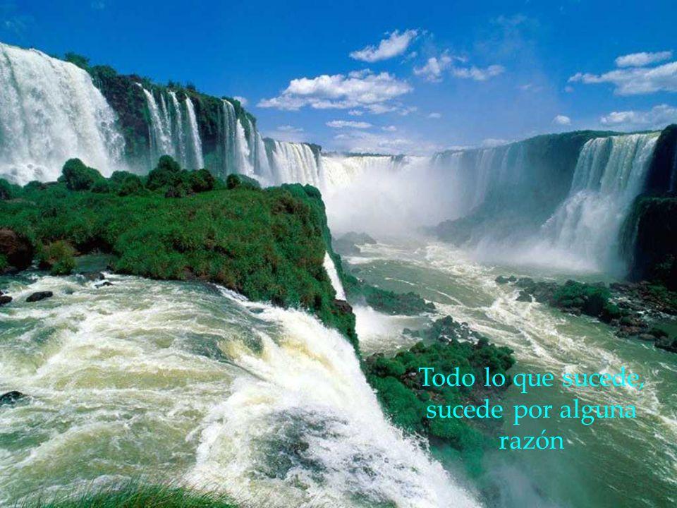 Te deseo siempre: Aire para respirar, Fuego para calentarte, Agua para beber y La Tierra para vivir en ella..