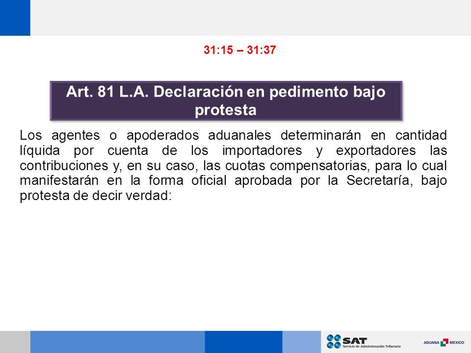 Art.81 L.A.