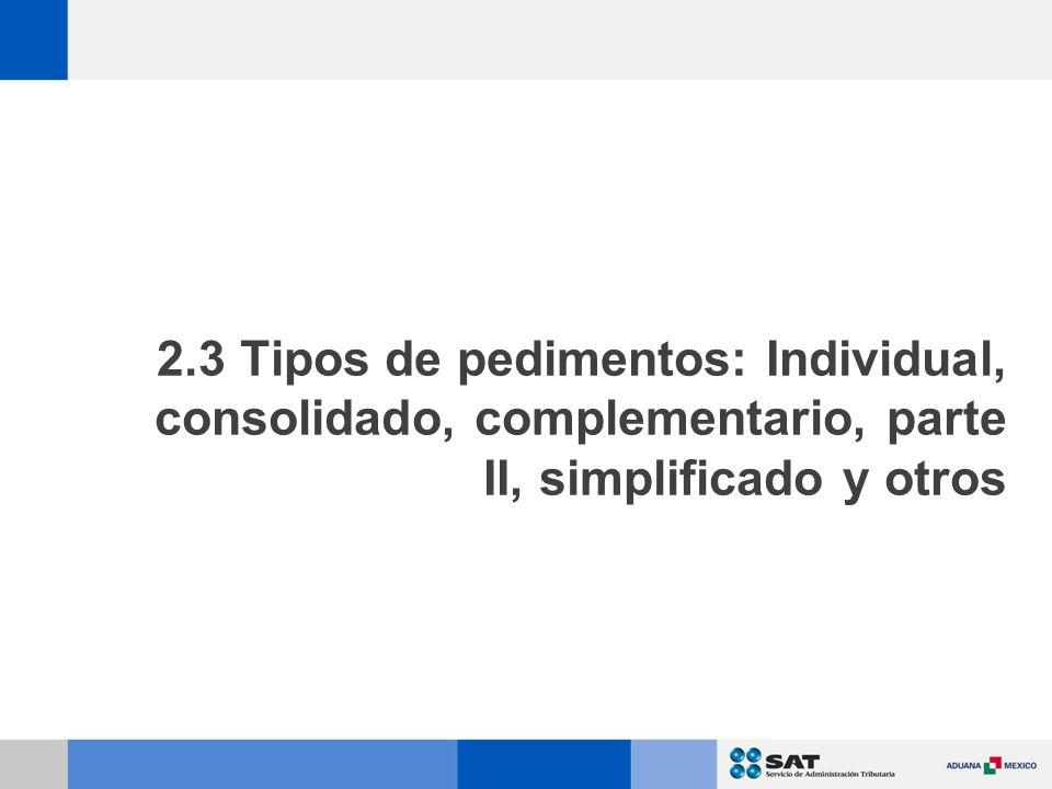 División de la información Datos de las mercancías Elementos de la legalidad Información autoridad 22:35 – 23:17