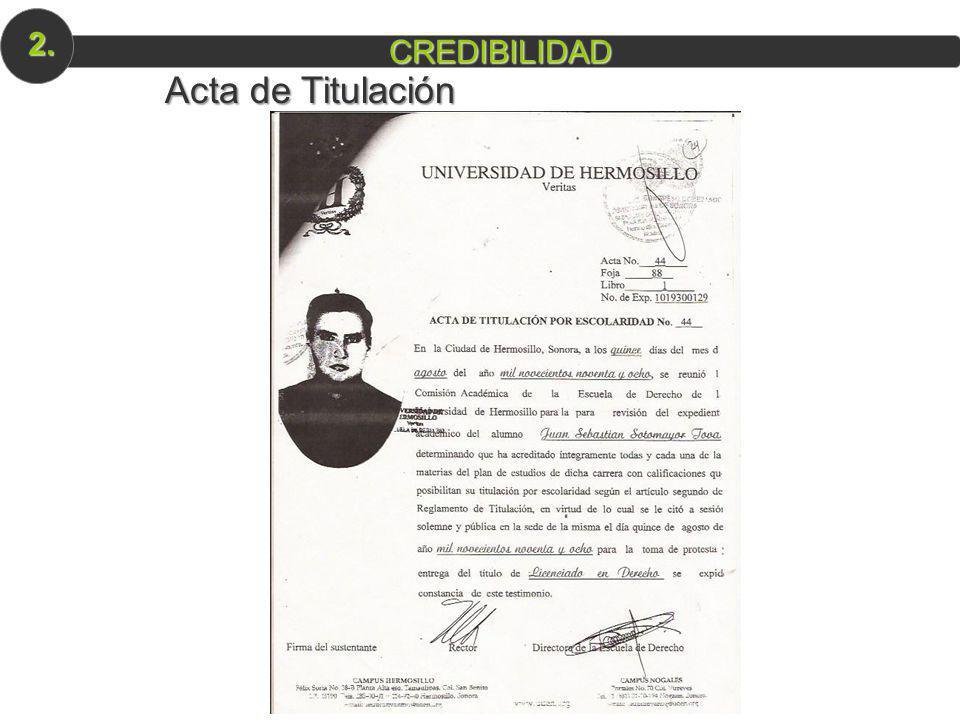 Acta de Titulación CREDIBILIDAD 2.