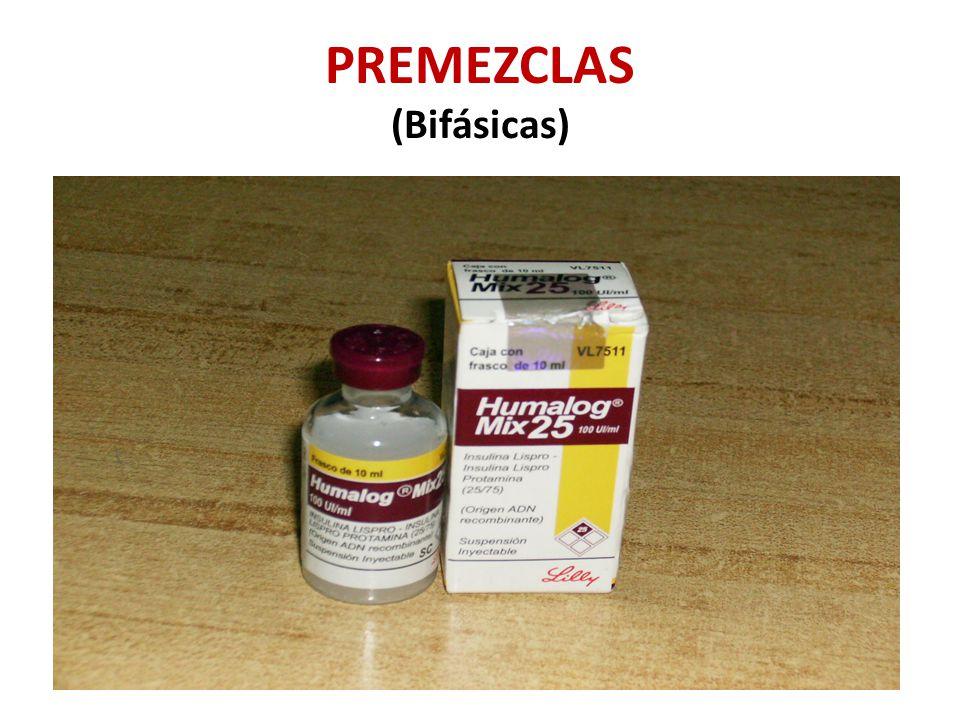PREMEZCLAS (Bifásicas)