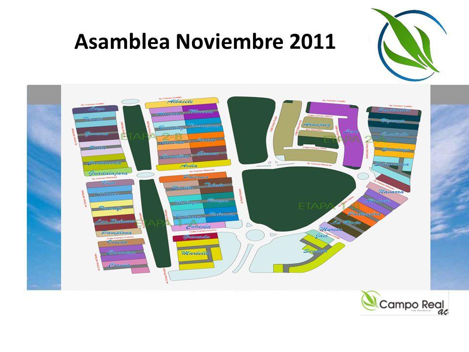 Asamblea Noviembre 2011