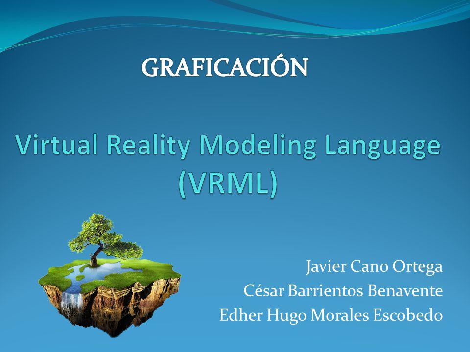 VRML Virtual Reality Modelling Language (Lenguaje de Modelado de Realidad Virtual, se pronuncia Vermal) comenzó a emplearse en el año 1995.