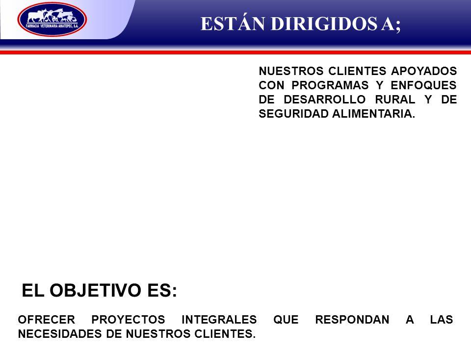 CARACTERÍSTICAS 1.SON DISEÑOS DE EFECTIVIDAD GARANTIZADA.