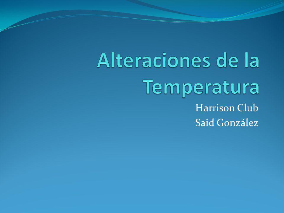 Harrison Club Said González