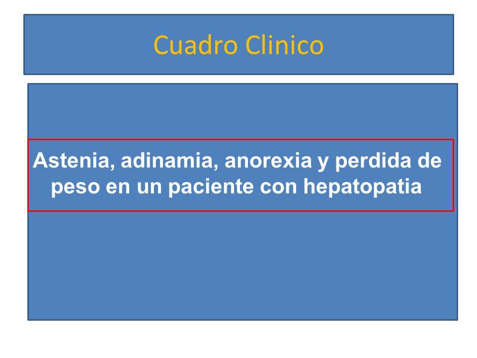 Cuadro clinico Sindromes Paraneoplasicos desfibrino genemia hipercolesterolemia Ca Eritrocitosis hipoglucemia Porfiria cutanea tarda Cambios sexuales TBG Sx carcinoide ILGF- 1