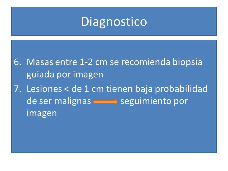 Tamizaje 80s: posibilidad de deteccion temprana 90s: vigilancia en paises endemicos AASLD PG: recomendaciones basadas en evidencia para identificacion de pacientes en riesgo USG y AFP