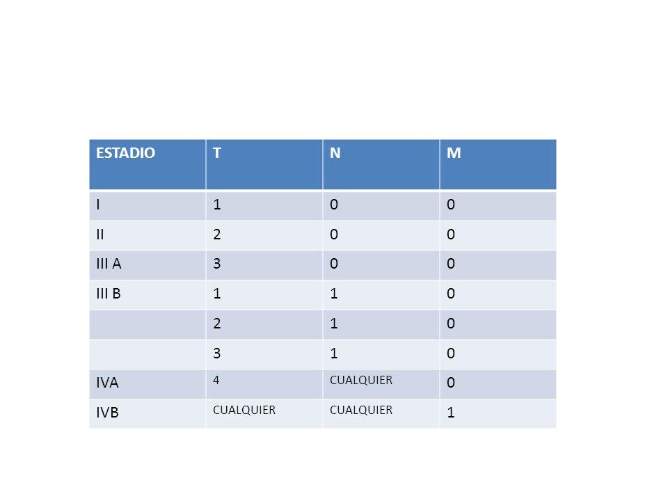 Clasificacion de Okuda ParametroValorPuntos Tamano del Tumor> 50 %1 Ascitis< 50 %0 Albumina Serica 30 < 31 Bilirrubina Serica 31 < 30