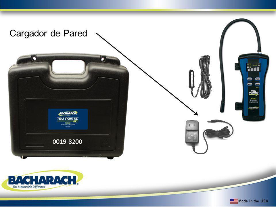 Made in the USA Cargador de Pared 0019-8200