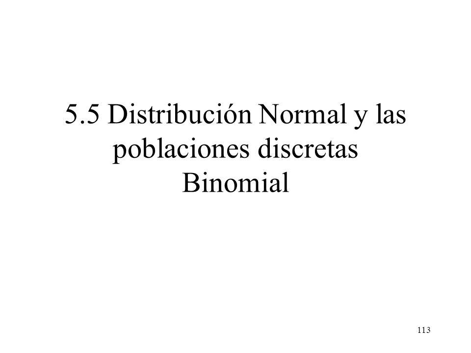 112 Si X es una v.a. Binomial que denota el número de éxitos en n experimentos independientes, entonces su función distribución de probabilidad está d