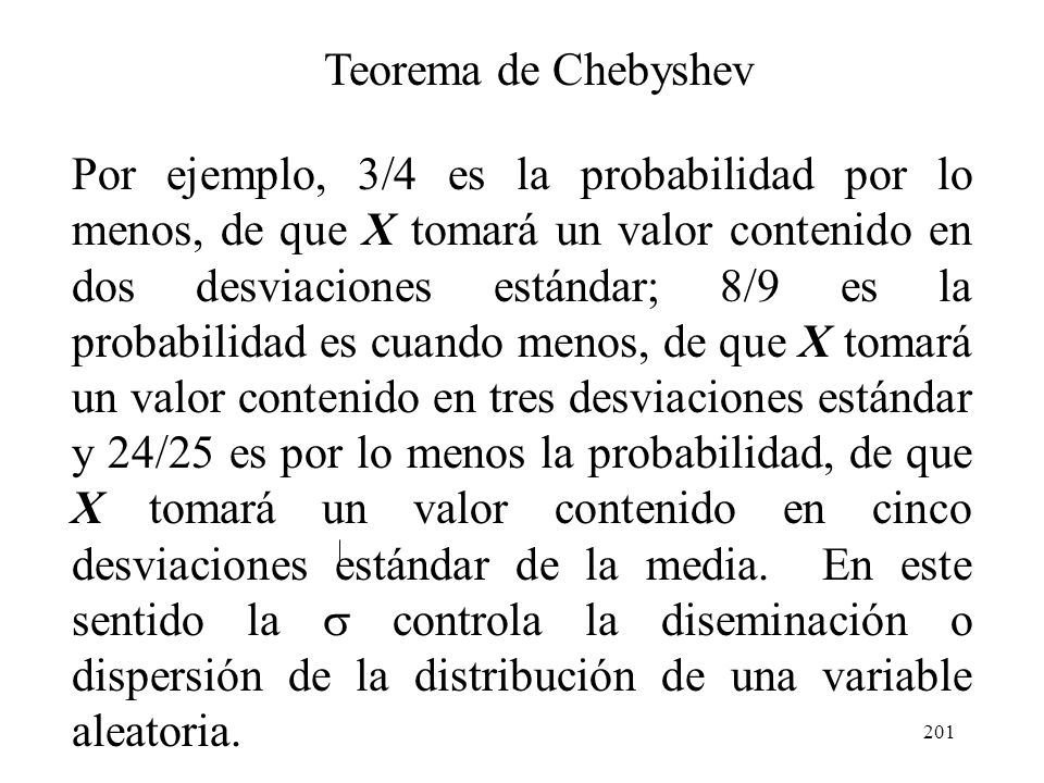 200 Teorema de Chebyshev - k + k