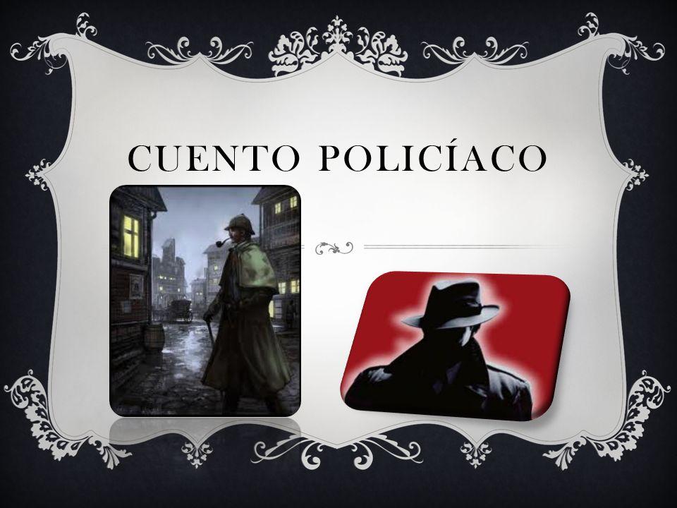 CUENTO POLICÍACO