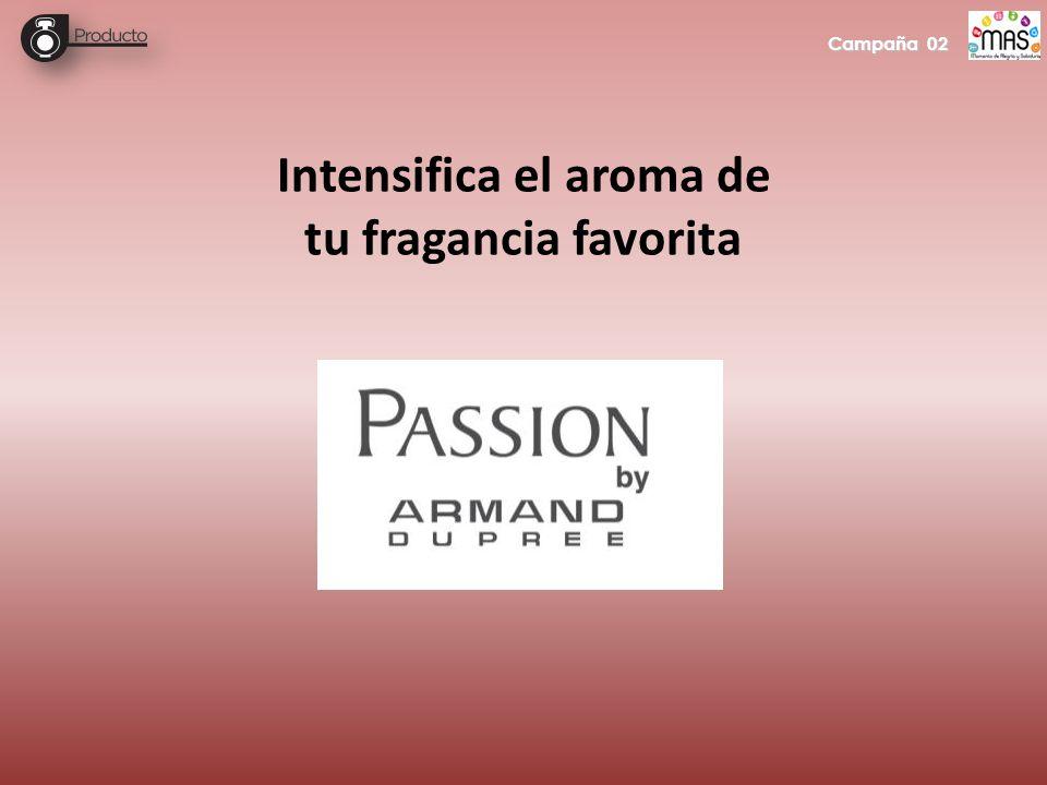 Intensifica el aroma de tu fragancia favorita