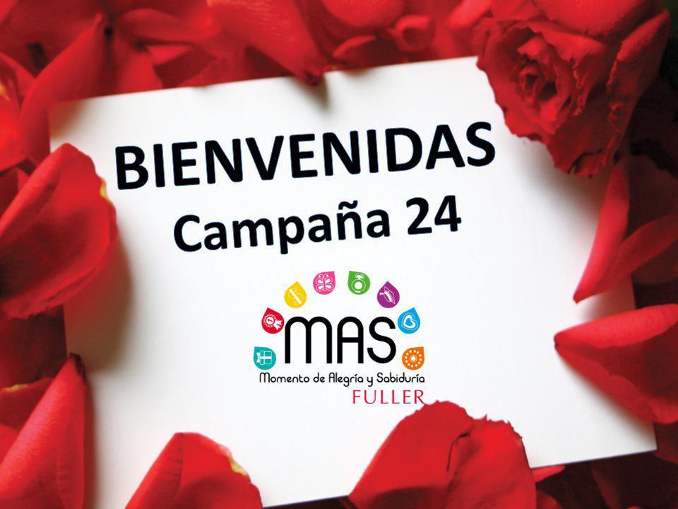 BIENVENIDAS NUEVAS FULLERETTES Campaña 24