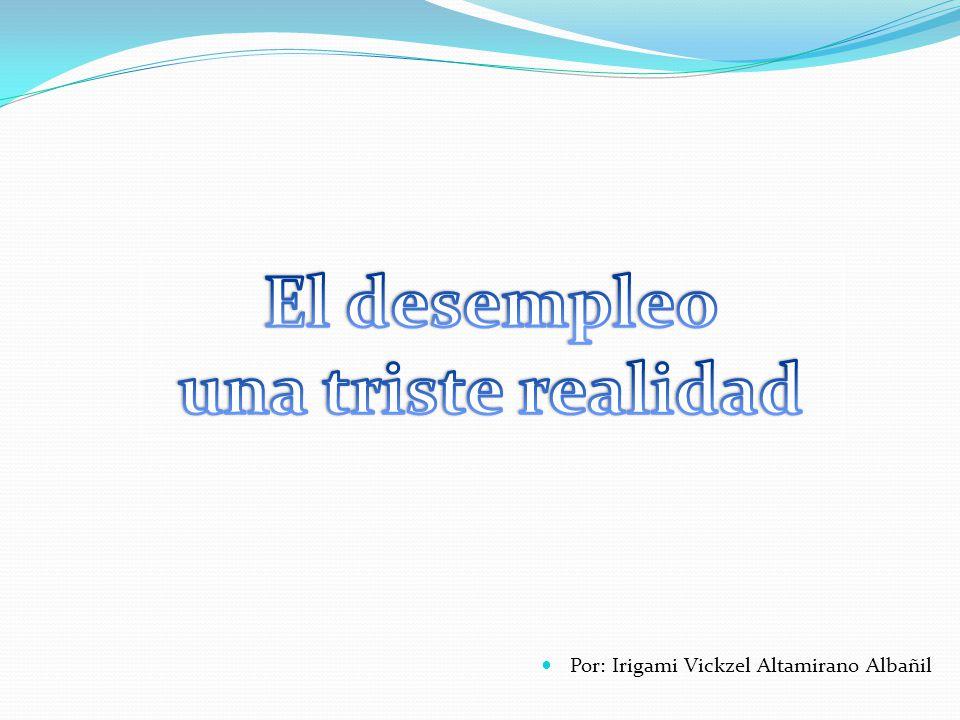Por: Irigami Vickzel Altamirano Albañil