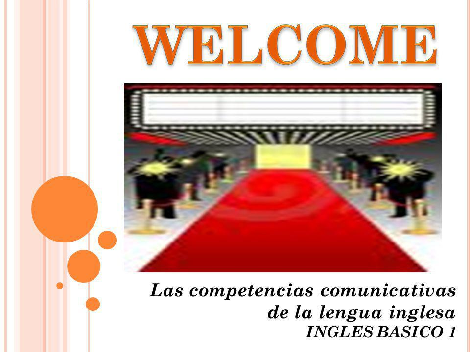 Develop the learner´s communicative competence in four areas: Linguistic Sociolinguistic Discourse Strategic competence In other words the learner should be able to understand and use everyday expressions and very basic phrases aimed at the satisfaction of needs of a concrete type.