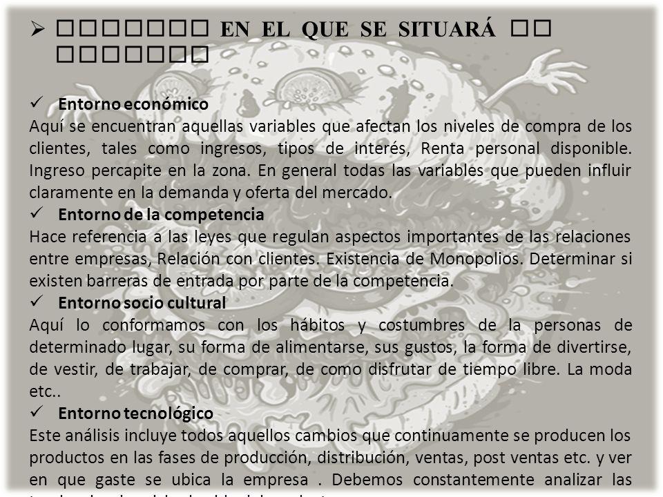 NUESTRO ESTUDIO DE MERCADO ¿Qué queremos conocer.