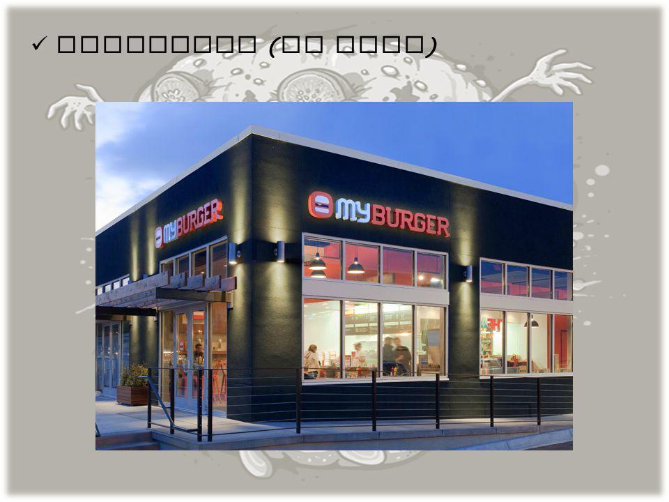 DESCRIPCION DEL LOCAL Este lugar tiene la firme convicción de que la hamburguesa no es algo de servir en dos minutos.