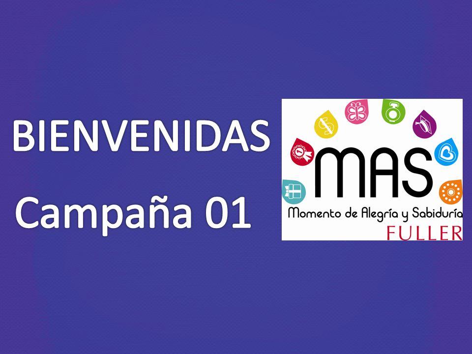 BIENVENIDAS NUEVAS FULLERETTES Campaña 01