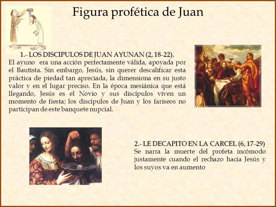 Figura profética de Juan 4.- EL BAUTISMO DE JUAN, ¿ERA DEL CIELO O DE LOS HOMBRES.