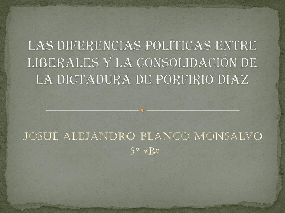 Josué Alejandro Blanco Monsalvo 5° «B»
