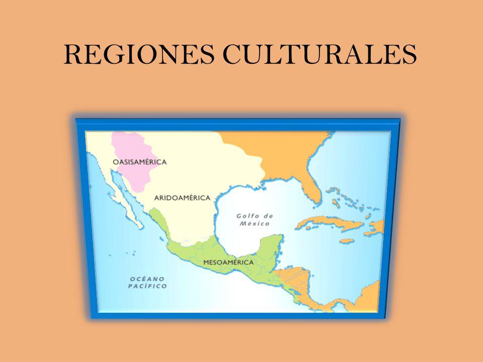 REGIONES CULTURALES