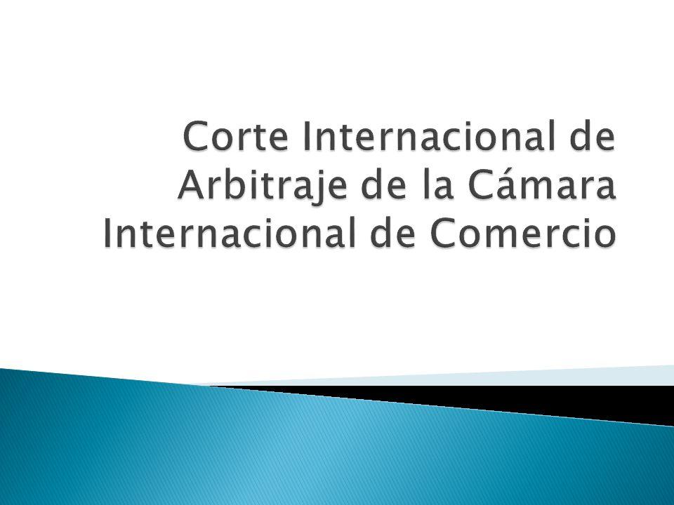 Vigente a partir del 1° de enero de 1998 El Reglamento de Arbitraje ha sido traducido en distintos idiomas.