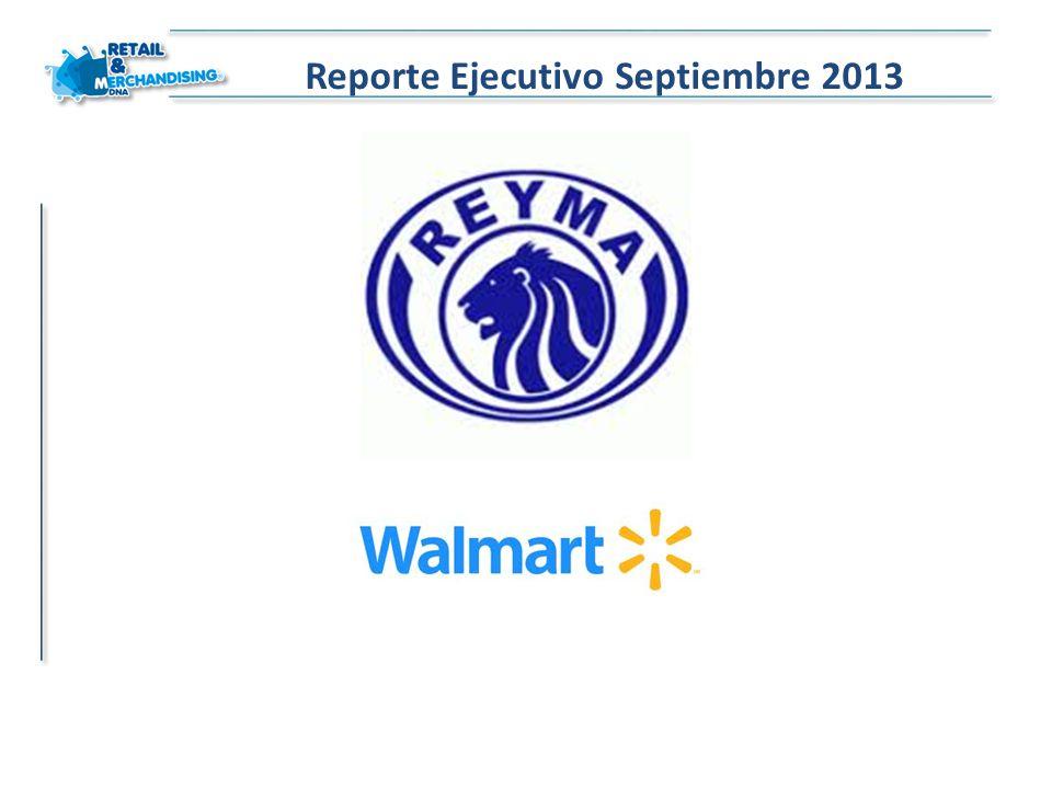 Reporte Ejecutivo Septiembre 2013