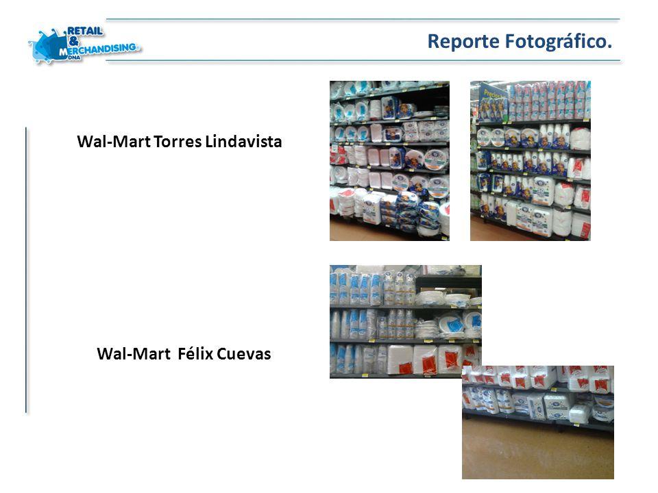 Wal-Mart Torres Lindavista Reporte Fotográfico. Wal-Mart Félix Cuevas