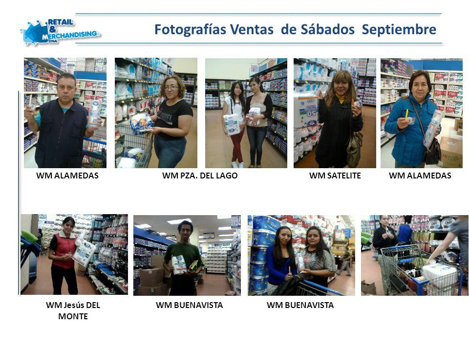 Fotografías Ventas de Sábados Septiembre WM ALAMEDAS WM PZA. DEL LAGOWM SATELITEWM ALAMEDAS WM Jesús DEL MONTE WM BUENAVISTA