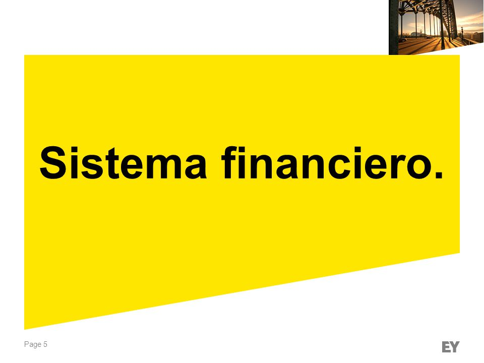 Page 5 Sistema financiero.
