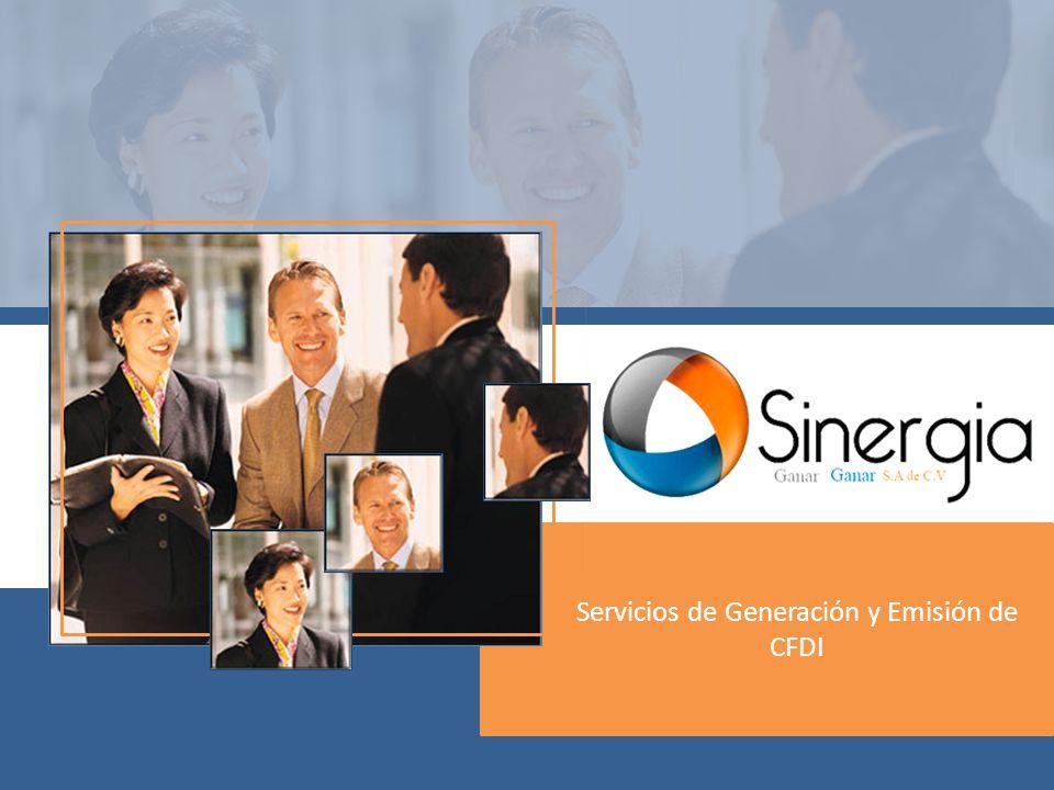 Servicios de Generación y Emisión de CFDI