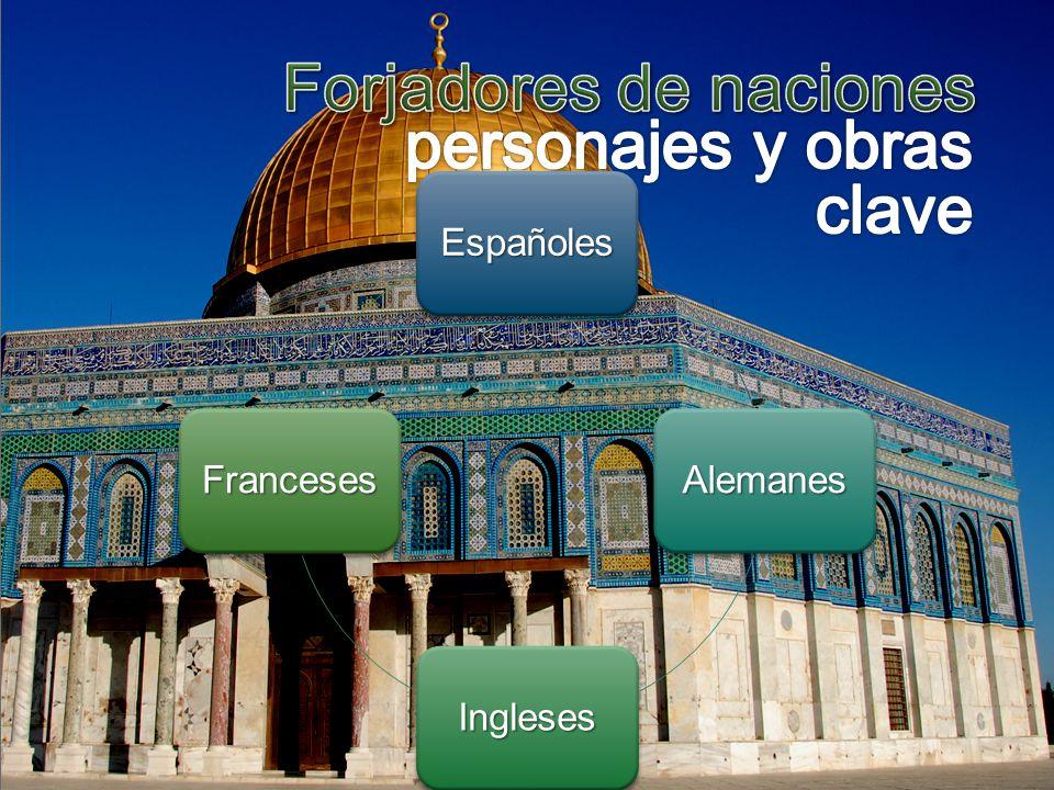 Españoles Alemanes Ingleses Franceses