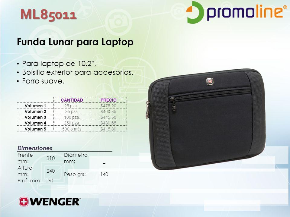 ML85011 Funda Lunar para Laptop Para laptop de 10.2.