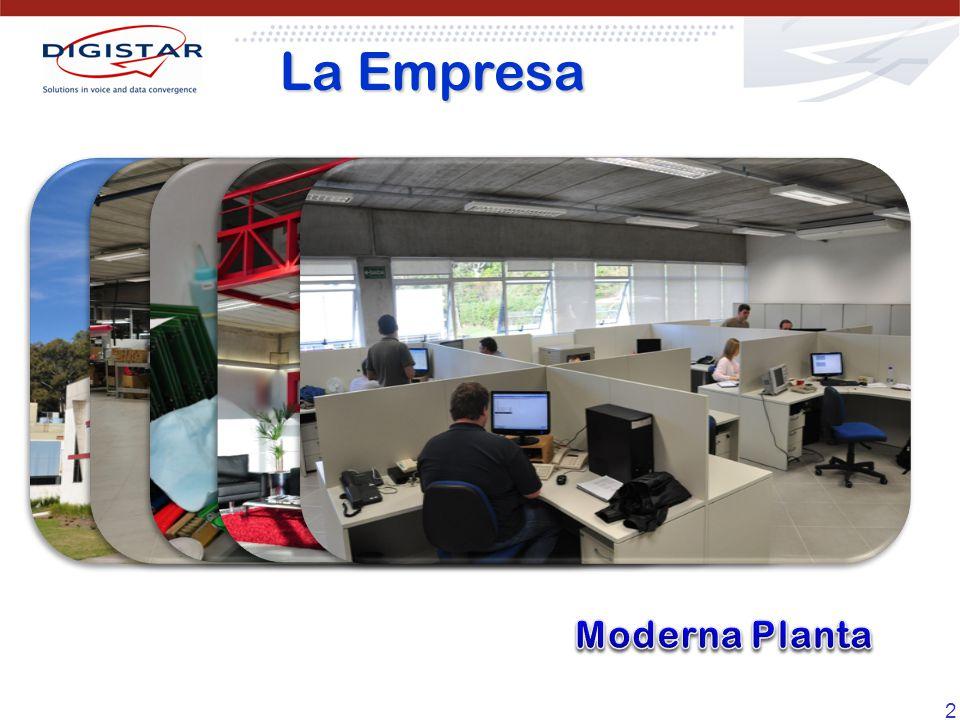 2 La Empresa