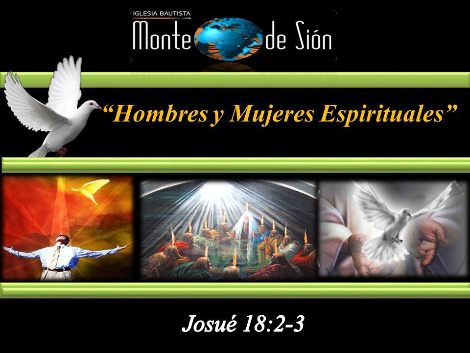 Hombres y Mujeres Espirituales Hombres y Mujeres Espirituales