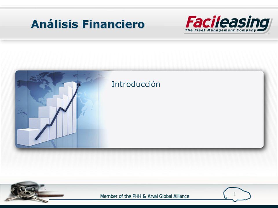 Análisis Financiero 1 Introducción