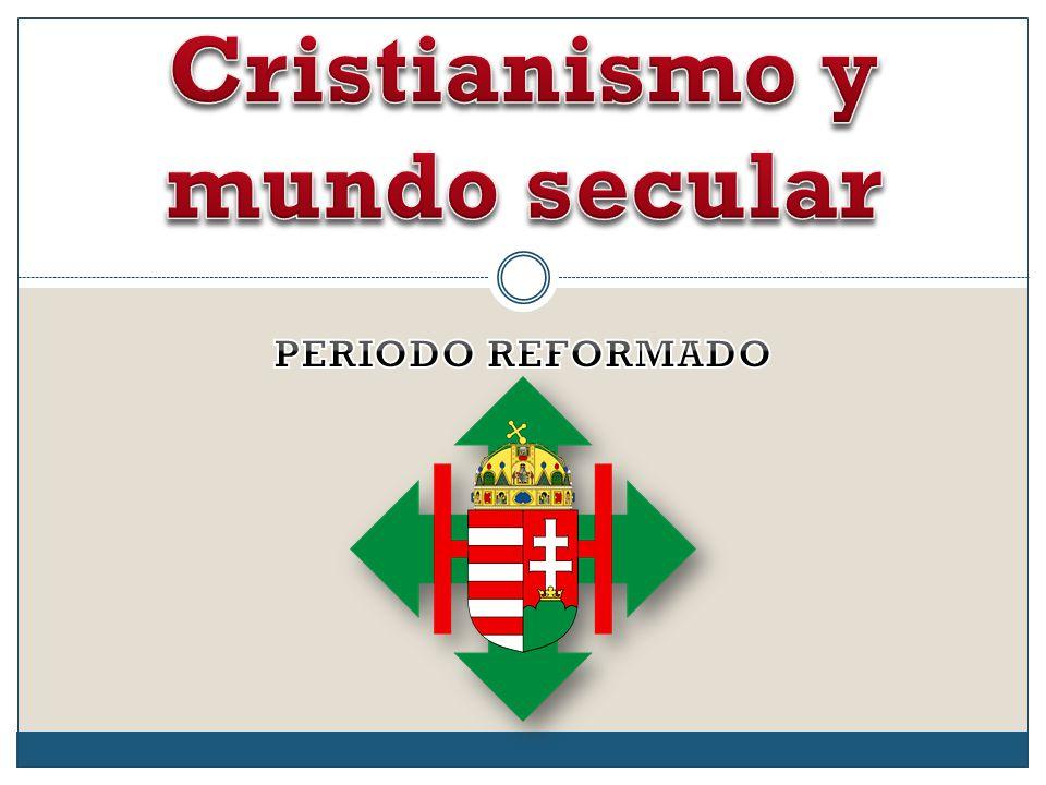 CRISTIANISMO Y MUNDO SECULAR