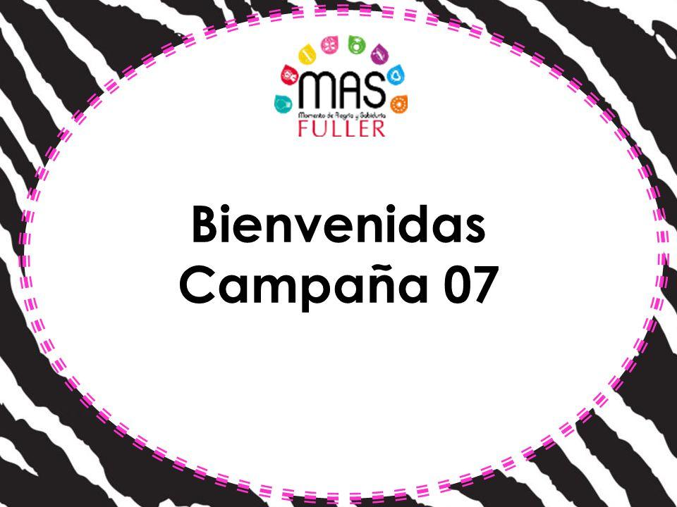 Bienvenidas Campaña 07
