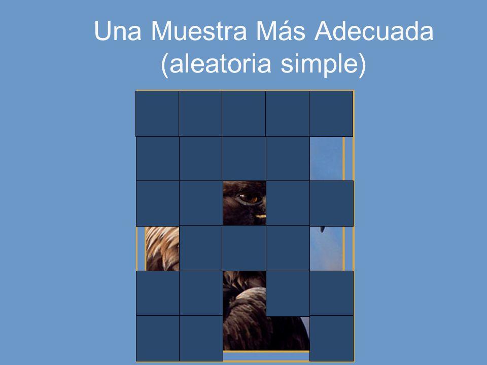 28 jun 2006Introducción al Muestreo17 Ejemplo Se seleccionó una muestra aleatoria simple de diez casas de una población de 100.