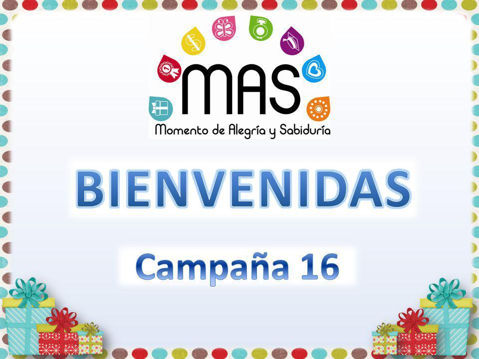 BIENVENIDAS NUEVAS FULLERETTES Campaña 16