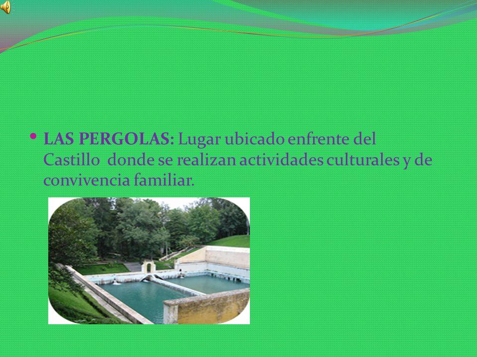 ESCULTURA PEPE GUIZAR: Ubicada a espaldas del el Castillo, cuenta con dos jardineras las cuales tienen grabadas frases de la canción popular Guadalajara.