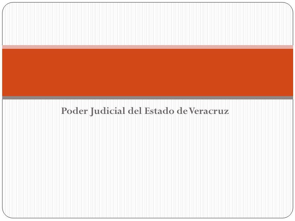 Poder Judicial del Estado de Veracruz