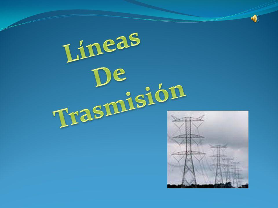 Las líneas de transmisión confinan la energía electromagnética a una región del espacio limitada por el medio físico que constituye la propia línea.