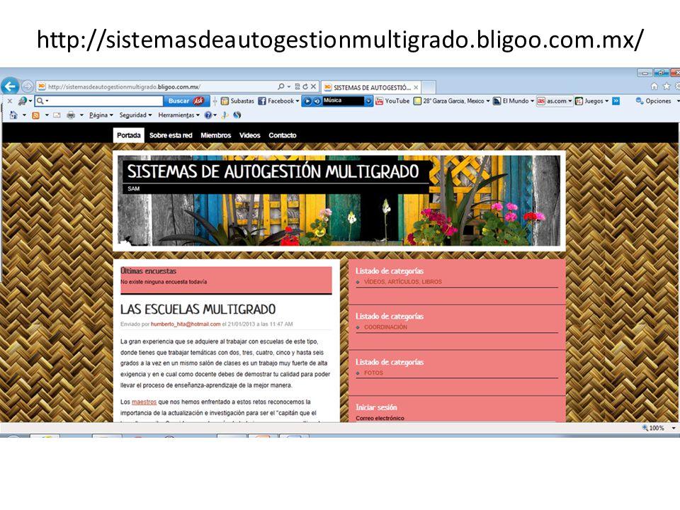 http://sistemasdeautogestionmultigrado.bligoo.com.mx/