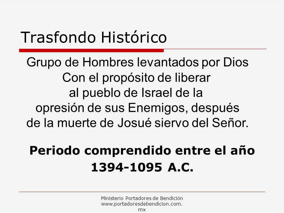 Ministerio Portadores de Bendición www.portadoresdebendicion.com.