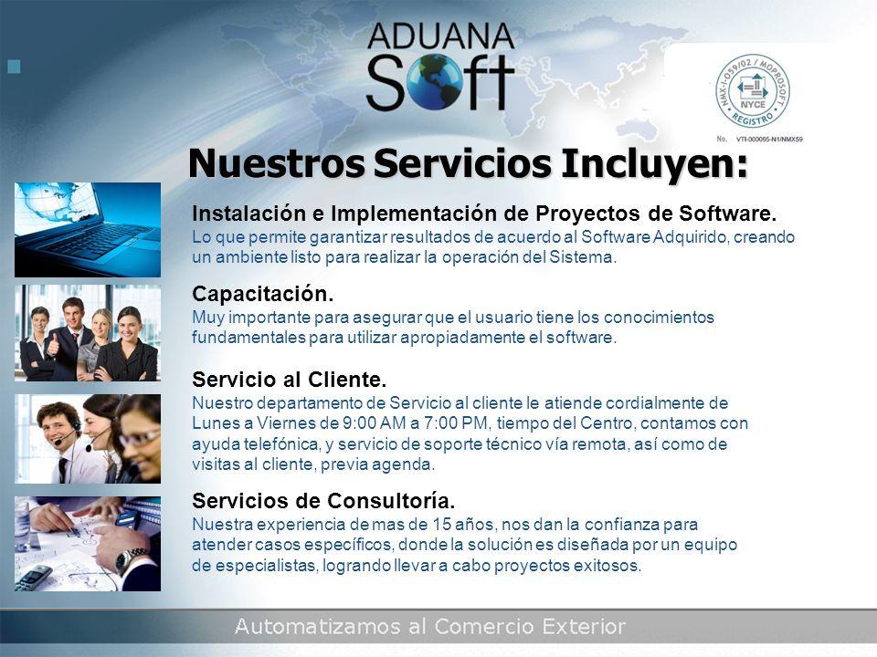 Instalación e Implementación de Proyectos de Software.