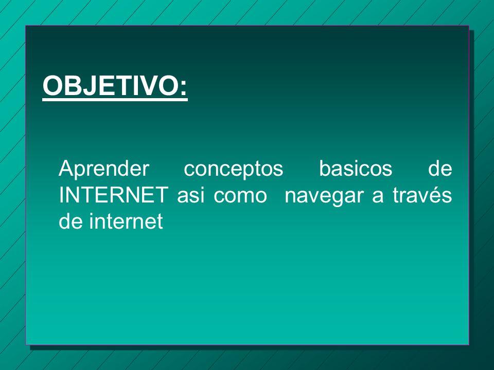 INTERNET CNCI